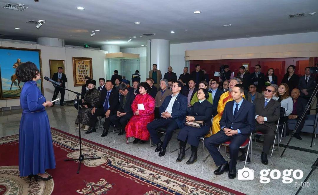 蒙古举行的成吉思汗文化展 第26张