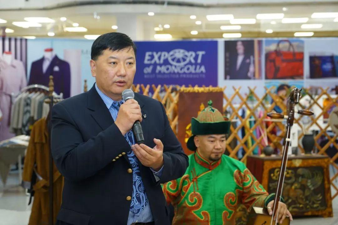 2018年蒙古自主品牌产品展示会 第1张