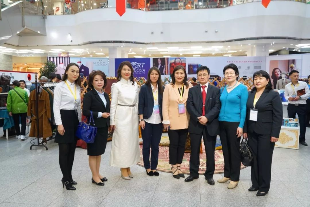 2018年蒙古自主品牌产品展示会 第43张