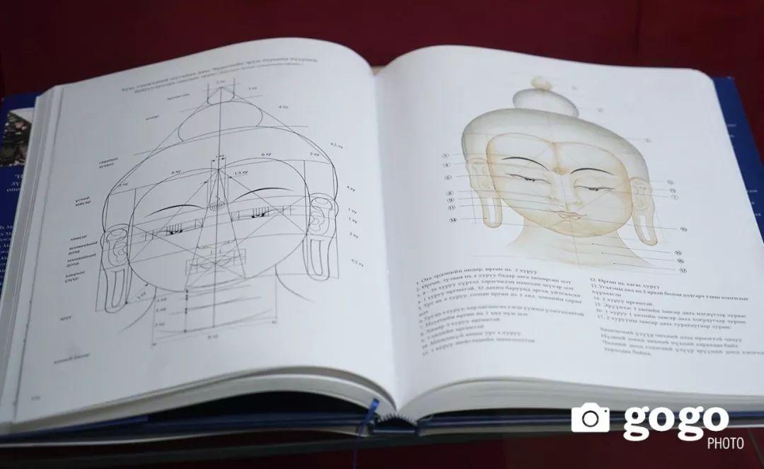 蒙古举办了唐卡文化展览会 第9张