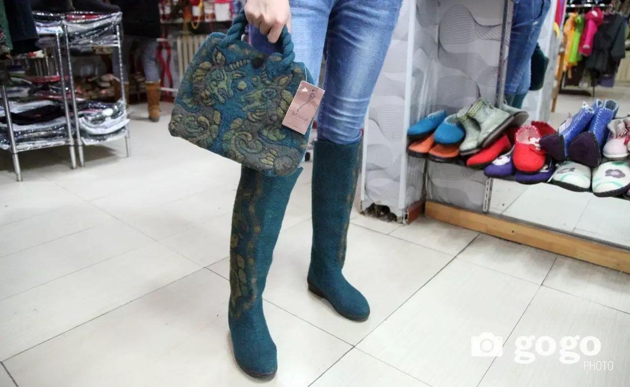 欣赏 蒙古手工艺产品 第12张