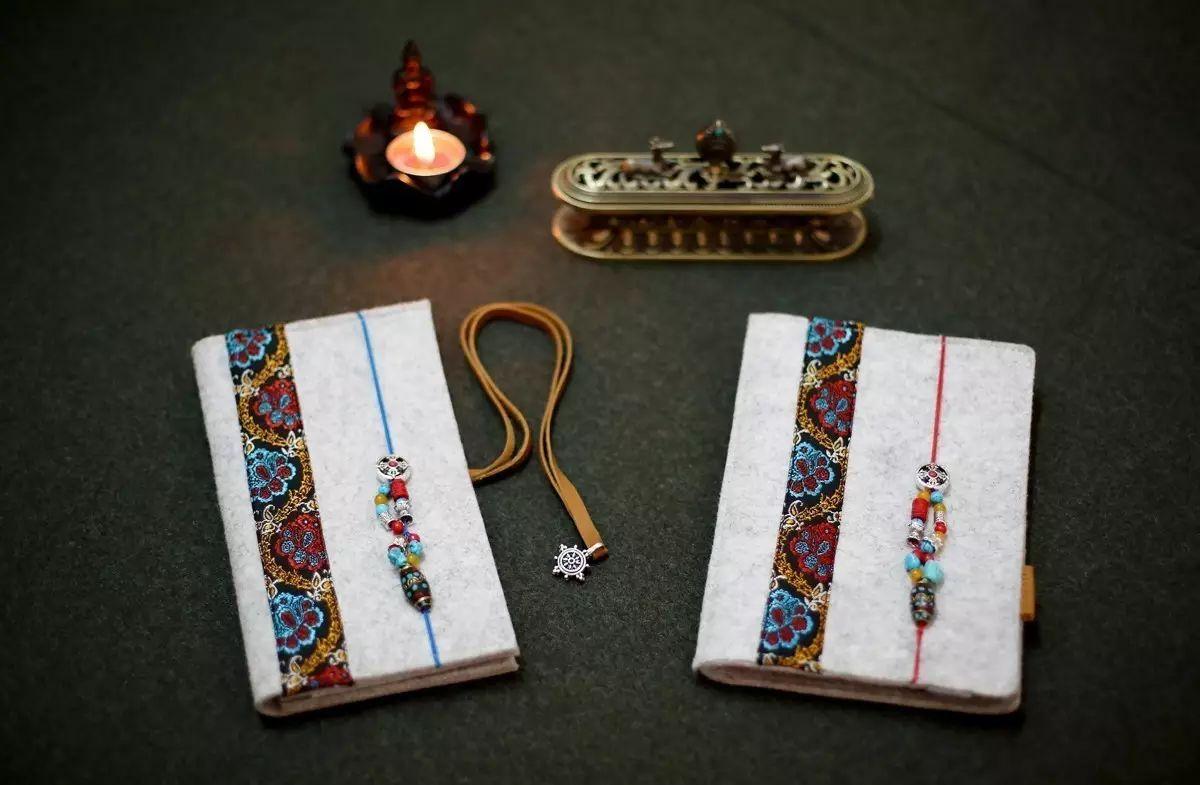 欣赏 蒙古手工艺产品 第21张