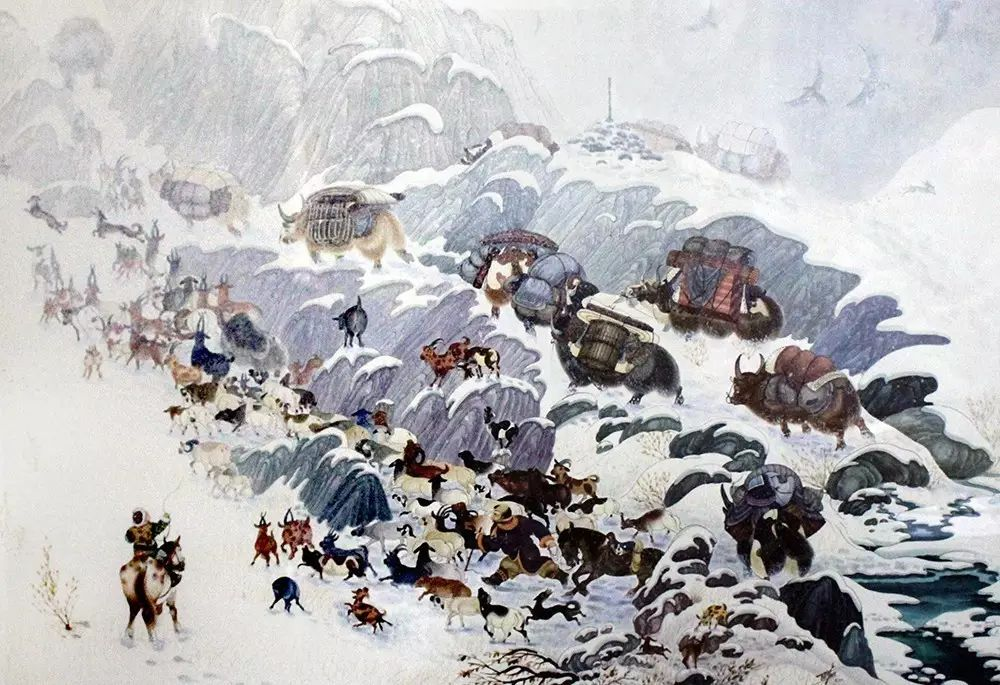 美丽盛开的原野——蒙古国作品赏析(一) 第11张