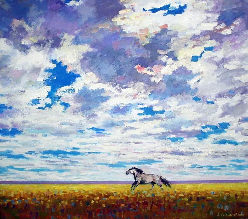 美丽盛开的原野——蒙古国作品赏析(一) 第15张