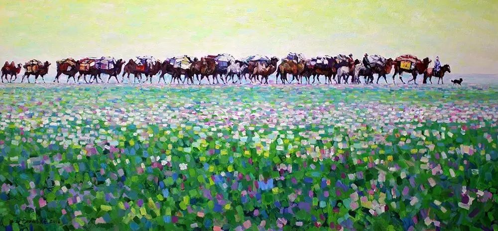 美丽盛开的原野——蒙古国作品赏析(一) 第16张