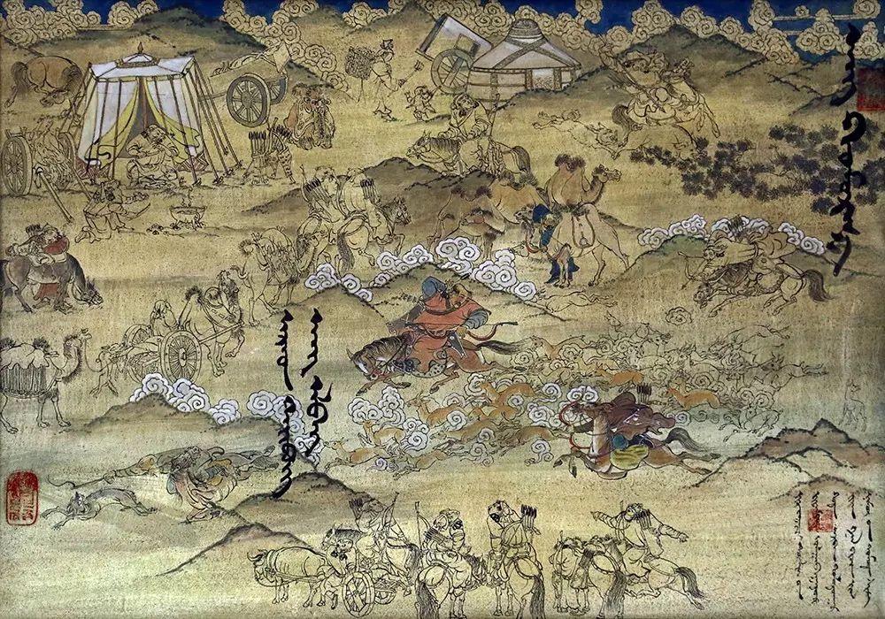 蒙古国作品欣赏 I 第19张