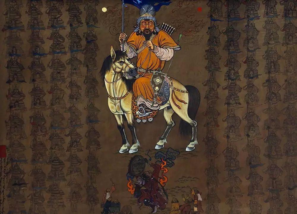 蒙古国作品欣赏 I 第18张