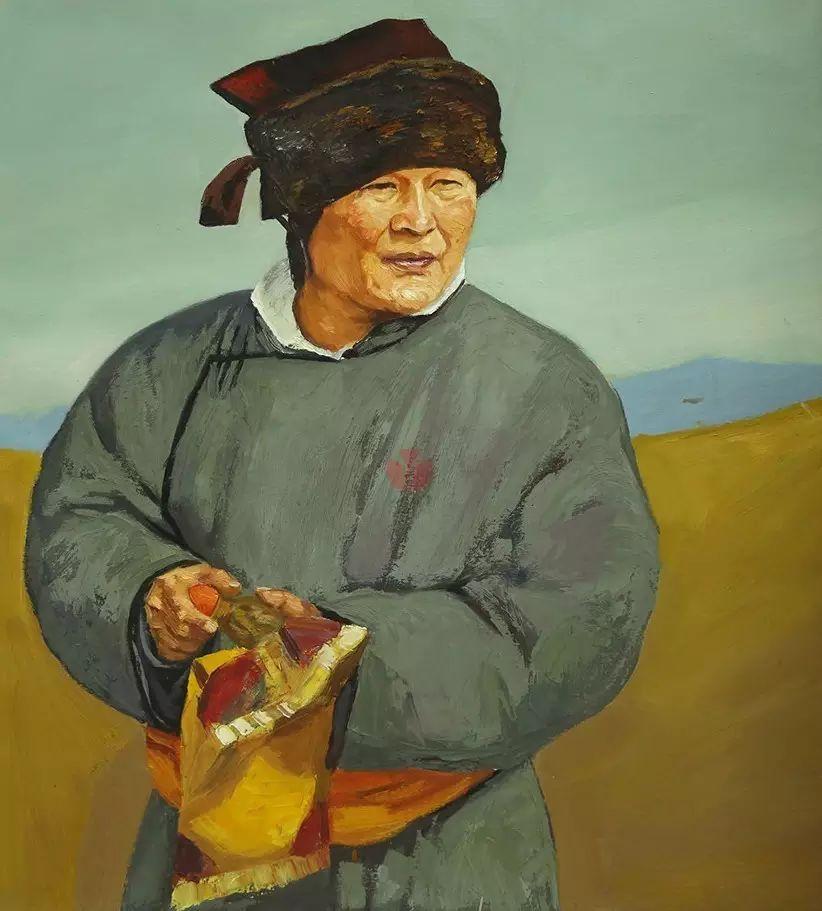 蒙古国作品欣赏Ⅱ 第4张