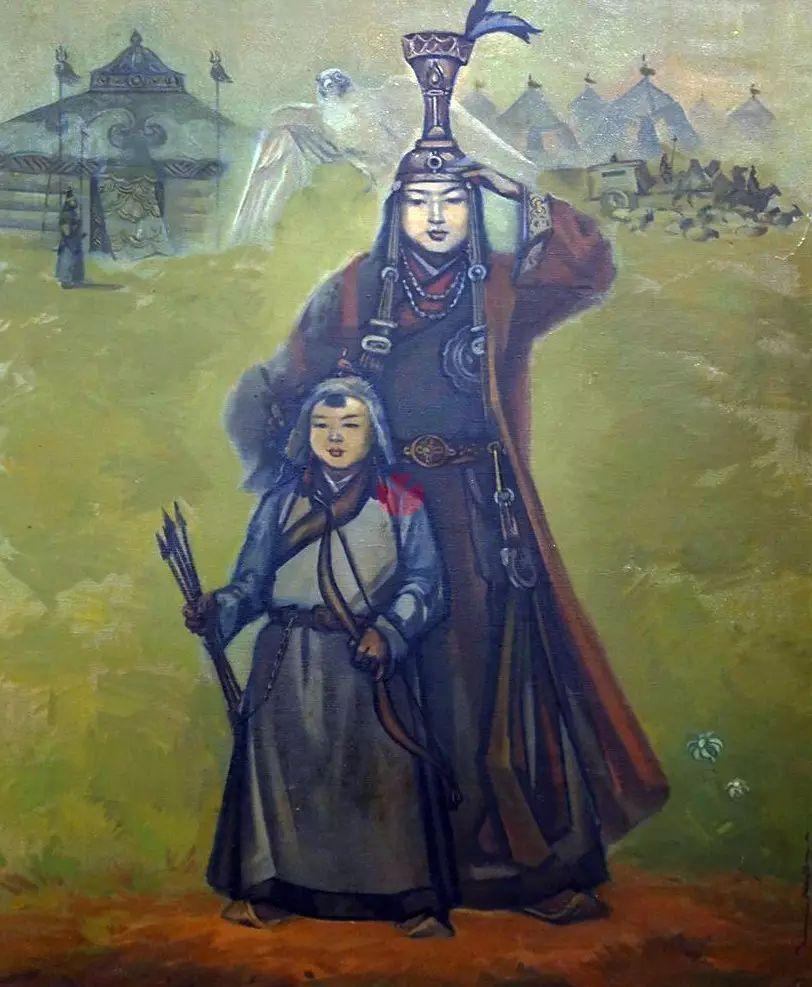 蒙古国作品欣赏Ⅱ 第17张