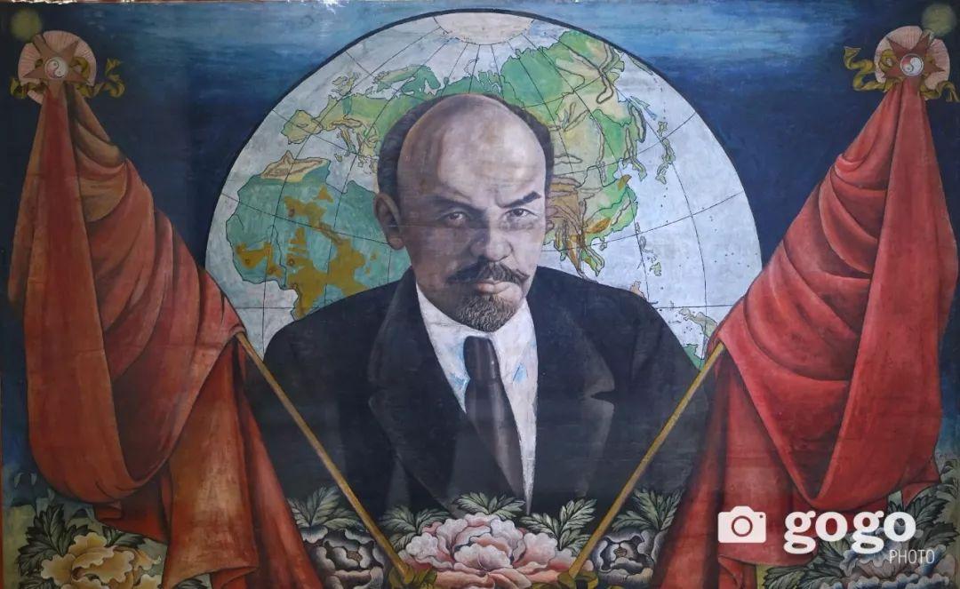 蒙古国经典油画作品欣赏,时代的记忆 第11张