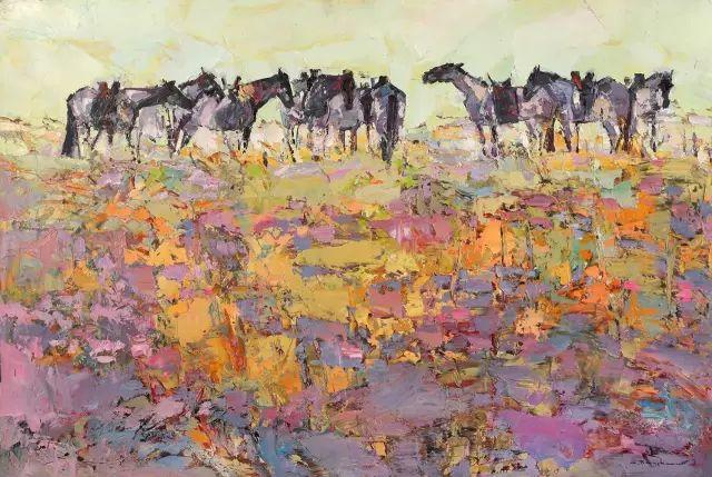 蒙古国作品赏析——来自草原的献礼 第19张