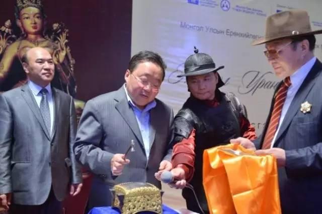 """蒙古国""""蒙古工匠艺术展""""作品欣赏 第2张"""