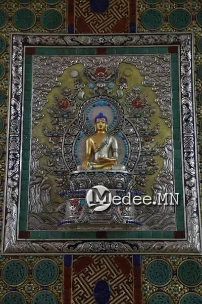 """蒙古国""""蒙古工匠艺术展""""作品欣赏 第14张"""