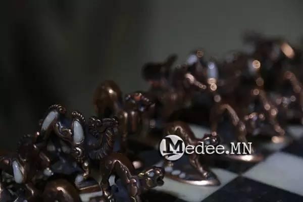 """蒙古国""""蒙古工匠艺术展""""作品欣赏 第13张"""