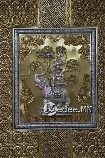 """蒙古国""""蒙古工匠艺术展""""作品欣赏 第18张"""