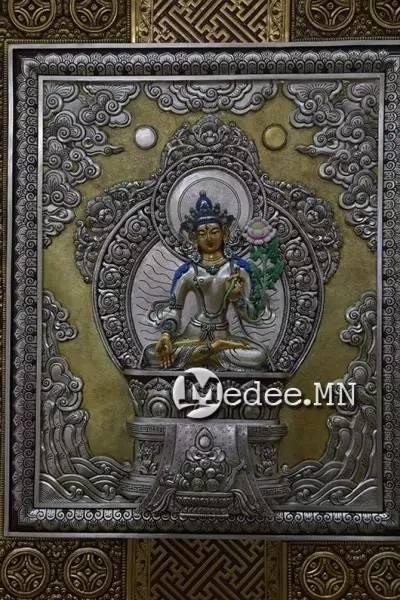 """蒙古国""""蒙古工匠艺术展""""作品欣赏 第17张"""