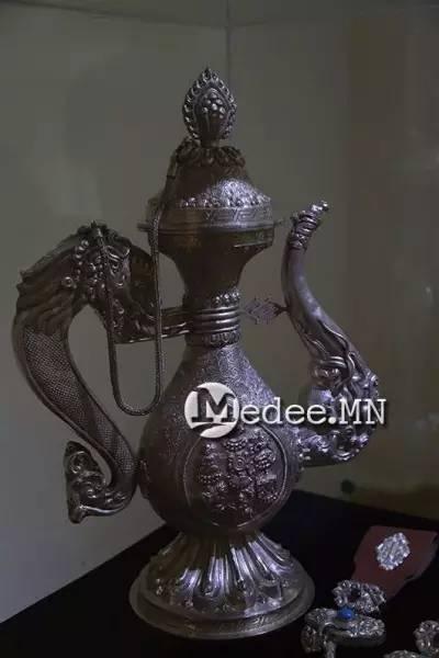 """蒙古国""""蒙古工匠艺术展""""作品欣赏 第27张"""
