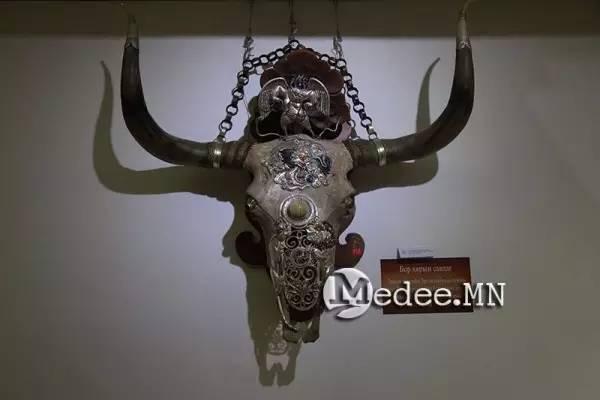 """蒙古国""""蒙古工匠艺术展""""作品欣赏 第37张"""