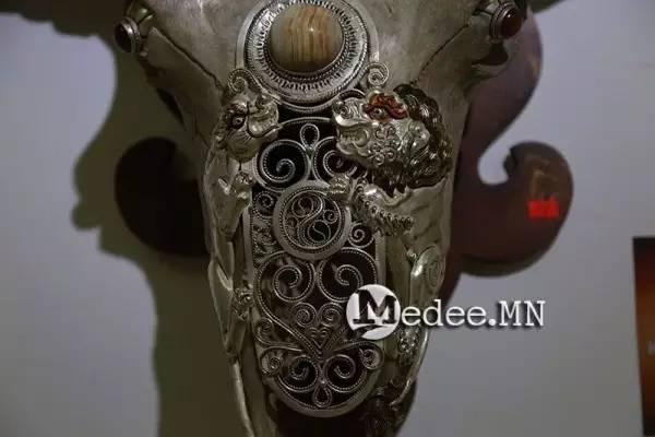 """蒙古国""""蒙古工匠艺术展""""作品欣赏 第38张"""