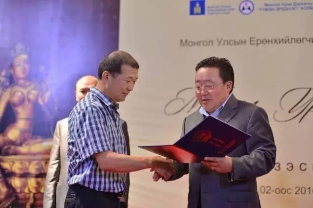 """蒙古国""""蒙古工匠艺术展""""作品欣赏 第48张"""