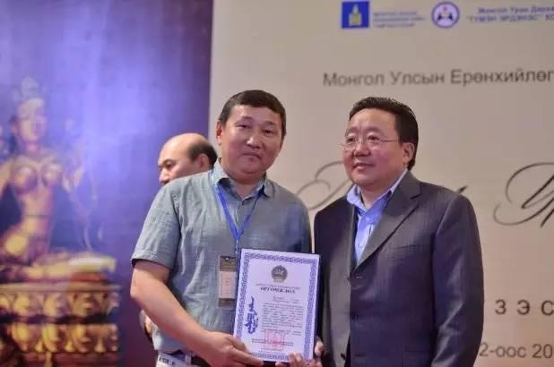 """蒙古国""""蒙古工匠艺术展""""作品欣赏 第50张"""