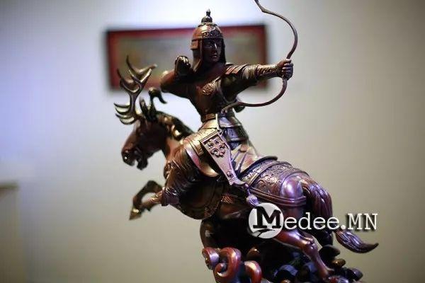 """蒙古国""""Toi-2017""""雕刻家雕刻作品会展 第18张"""