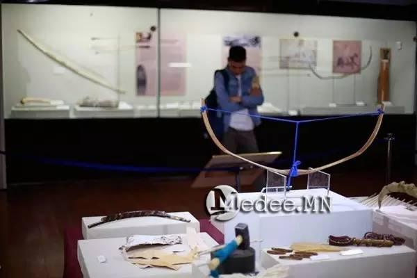 """【阿努美图】蒙古国举办""""蒙古文化遗产-蒙古弓箭3000年""""展览 第5张"""