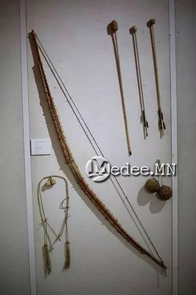 """【阿努美图】蒙古国举办""""蒙古文化遗产-蒙古弓箭3000年""""展览 第4张"""