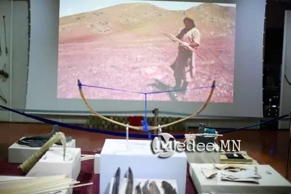 """【阿努美图】蒙古国举办""""蒙古文化遗产-蒙古弓箭3000年""""展览 第7张"""