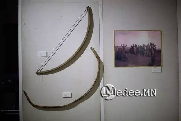 """【阿努美图】蒙古国举办""""蒙古文化遗产-蒙古弓箭3000年""""展览 第8张"""