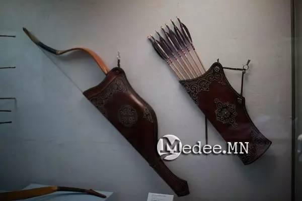 """【阿努美图】蒙古国举办""""蒙古文化遗产-蒙古弓箭3000年""""展览 第22张"""