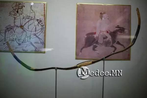 """【阿努美图】蒙古国举办""""蒙古文化遗产-蒙古弓箭3000年""""展览 第21张"""