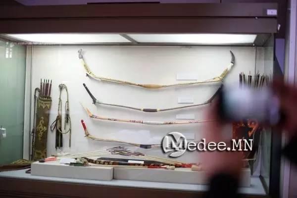 """【阿努美图】蒙古国举办""""蒙古文化遗产-蒙古弓箭3000年""""展览 第27张"""