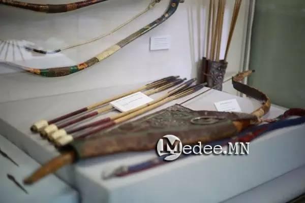 """【阿努美图】蒙古国举办""""蒙古文化遗产-蒙古弓箭3000年""""展览 第28张"""