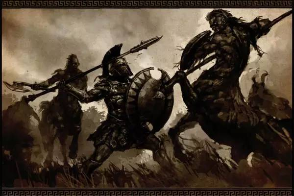 蒙古插画家bitrix studio作品欣赏 第2张