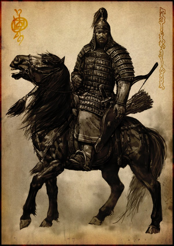 蒙古插画家bitrix studio作品欣赏 第5张