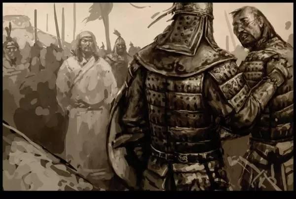 蒙古插画家bitrix studio作品欣赏 第22张