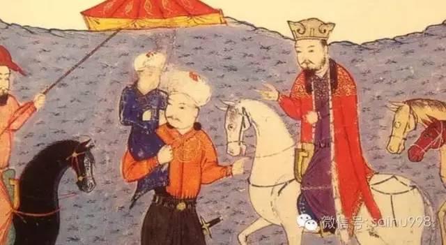 蒙古帝国时期蒙古人的武器装备 第8张