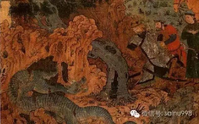 蒙古帝国时期蒙古人的武器装备 第10张