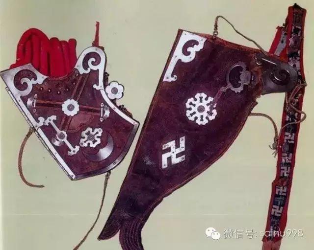 蒙古帝国时期蒙古人的武器装备 第15张