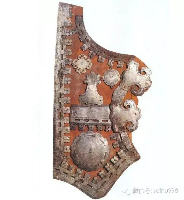 蒙古帝国时期蒙古人的武器装备 第14张
