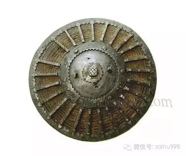 蒙古帝国时期蒙古人的武器装备 第21张