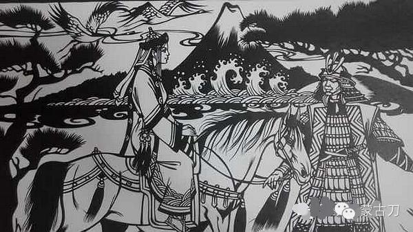 蒙古剪刀手--巴特尔朝克 第11张
