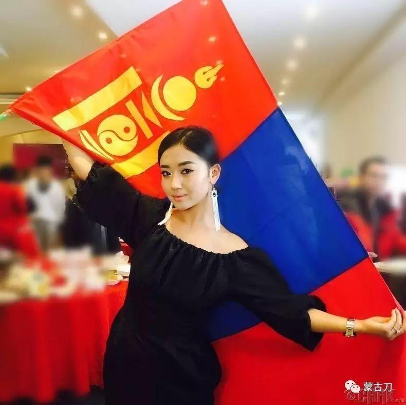 蒙古国美女5 第1张