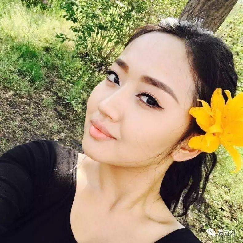 蒙古国美女5 第10张