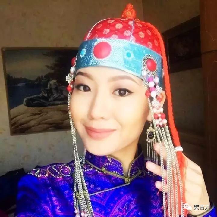 蒙古国美女5 第11张