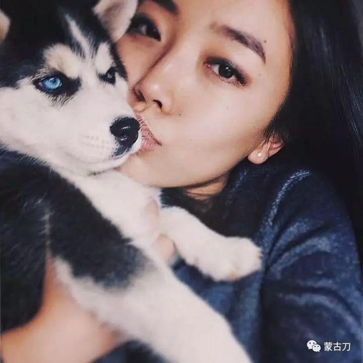 蒙古国美女5 第13张