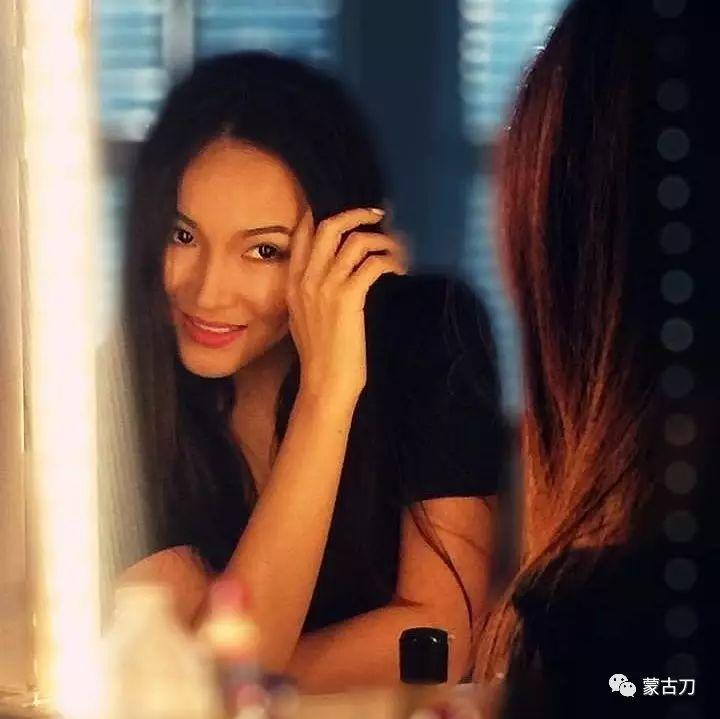 蒙古国美女5 第14张
