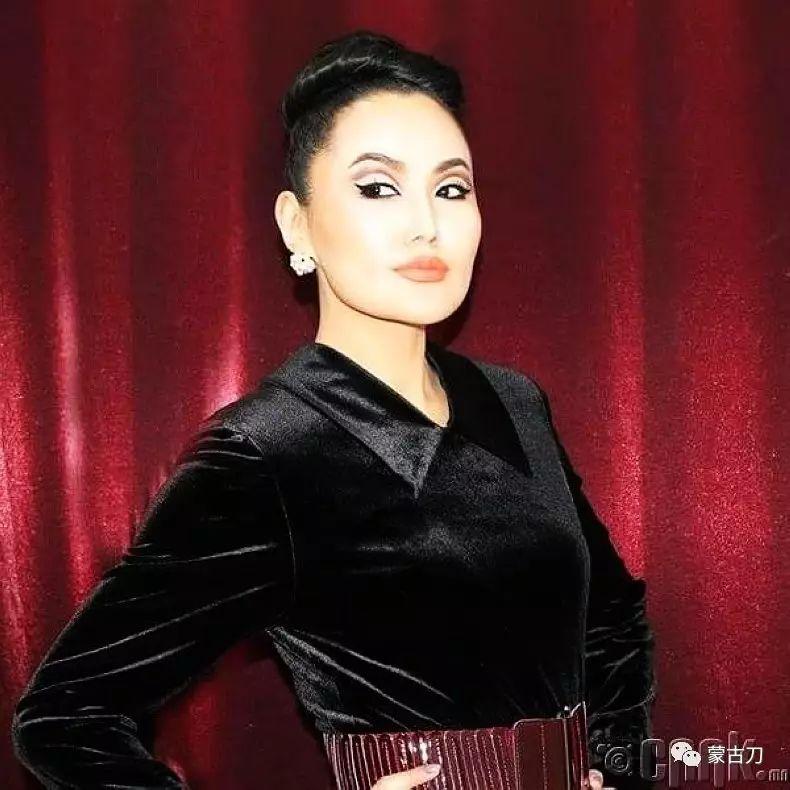 蒙古国美女5 第19张