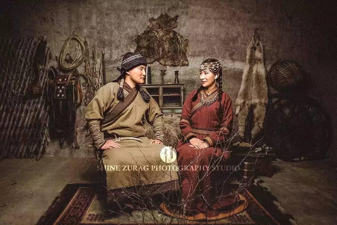 摄影|Shine Zurag民族摄影客照 第4张
